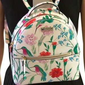 Kate spade sammi Laurel way hummingbird backpack